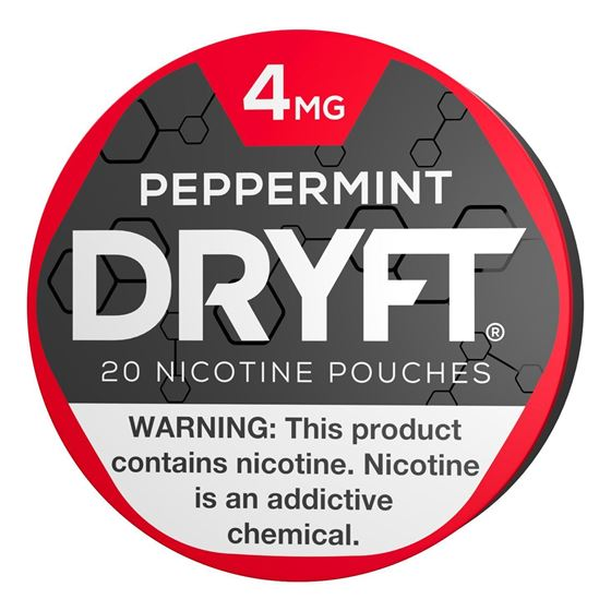Dryft Peppermint 4MG