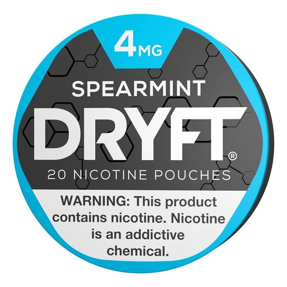 Dryft Spearmint 4MG