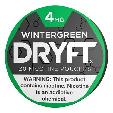 Dryft Wintergreen 4MG