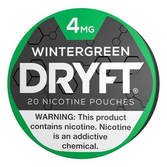 Dryft Wintergreen 4MG