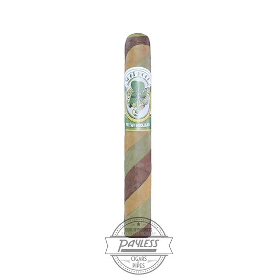 Alec Bradley Shamrock Cigar Barber Pole Wrapper