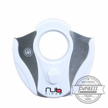 Nub Premium Event Cutter with butterfly cut with nub logo