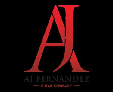 AJ Fernandez Red Logo