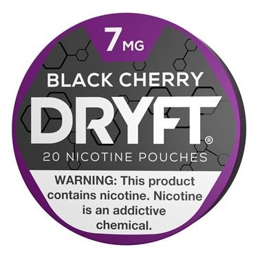 DRYFT Black Cherry 7MG