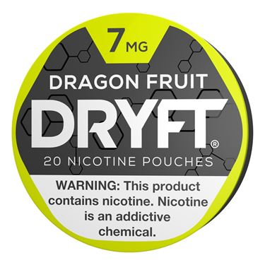 DRYFT Dragon Fruit 7MG
