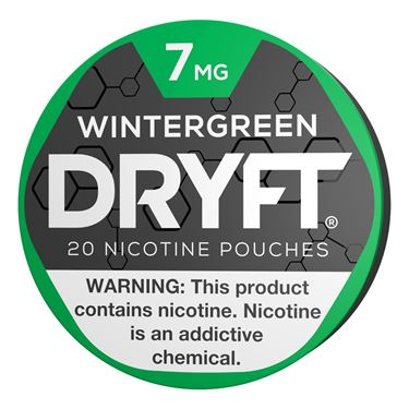 DRYFT Wintergreen 7MG