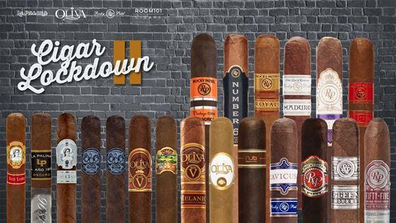Cigar Lockdown II 20-Pk Lineup
