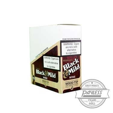 Middleton Black & Mild Wine (10 packs of 5)