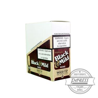 Middleton Black & Mild Wine (10 packs of 5)