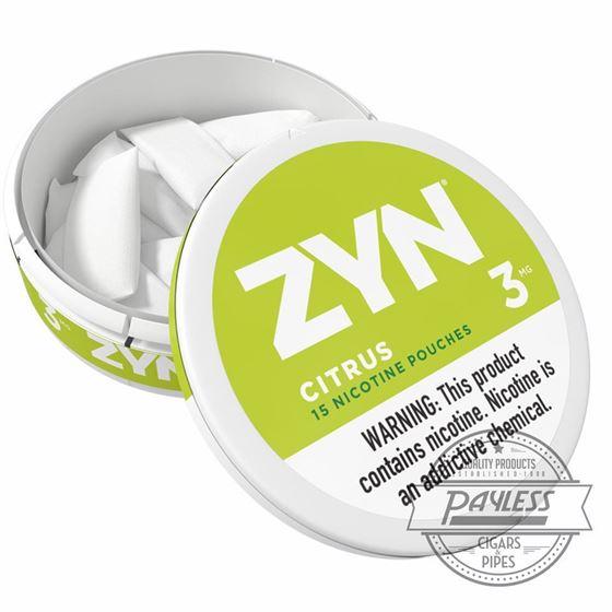 Zyn Citrus 3mg (5 cans)