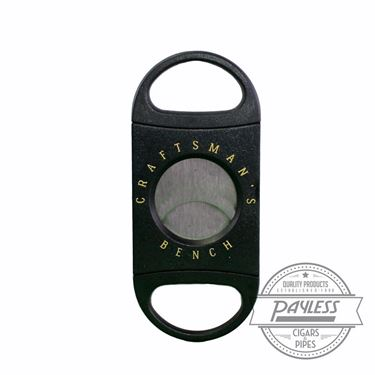 Craftsman's Bench Double Blade Cigar Cutter 64 Ring
