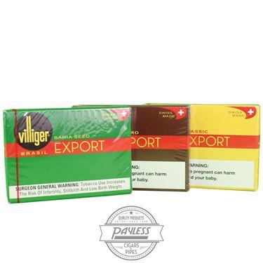Villiger Export Variety Pack