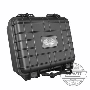 Gurkha Black Travel Humidor (SF)