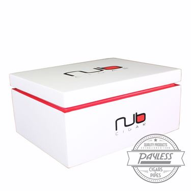 Nub White Humidor