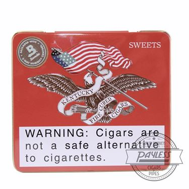 Kentucky Fire Cured Sweets Ponies (10 pack tin)