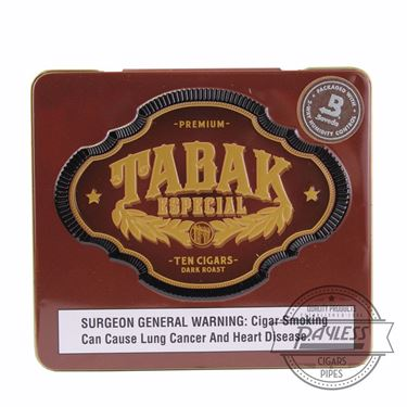 Tabak Especial Cafecita Negra (10 pack tin)