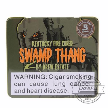 Kentucky Fire Cured Swamp Thang Ponies (10 pack tin)