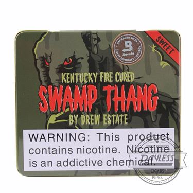 Kentucky Fire Cured Swamp Thang Sweet Ponies (10 pack tin)