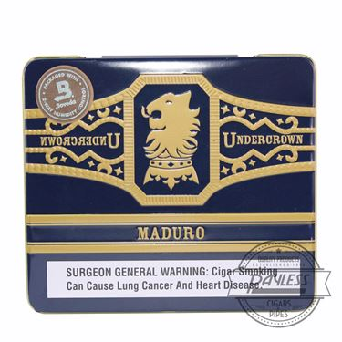 Drew Estate Undercrown Maduro Coronet (10 pack tin)