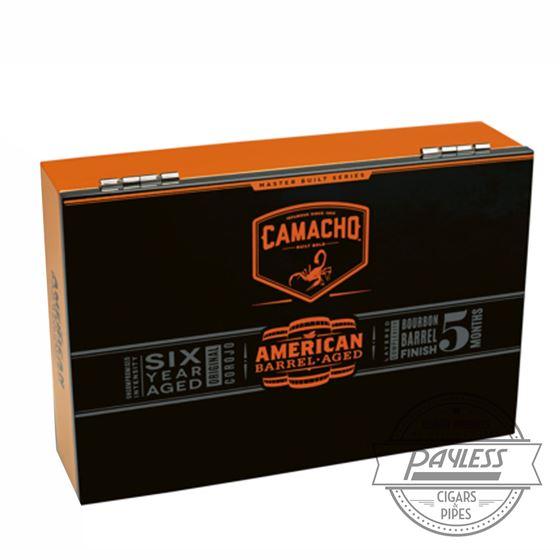 Camacho American Barrel-Aged Gordo