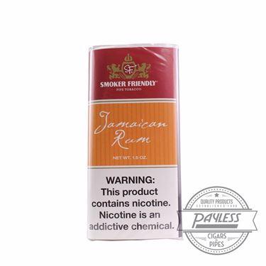 SF Premium Pipe Tobacco Jamaican Rum (1.5 Oz Pouch)