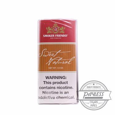 SF Premium Pipe Tobacco Sweet Natural (1.5 Oz Pouch)