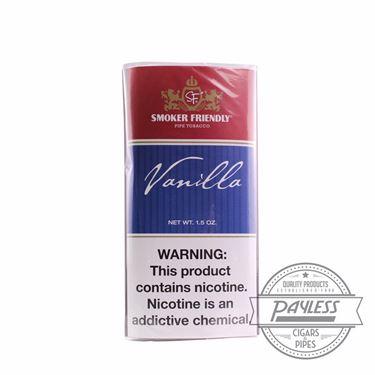 SF Premium Pipe Tobacco Vanilla (1.5 Oz Pouch)