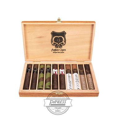 Asylum 10 Cigar Sampler