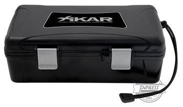 Xikar 10 Cigar Travel Humidor (210XI)