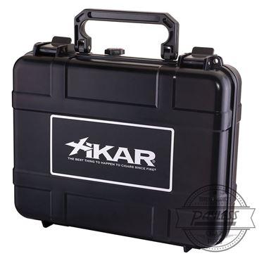 Xikar Travel Humidor 20-Ct - Black (XI225)