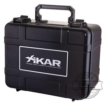 Xikar Travel Humidor 60-Ct - Black (XI280)
