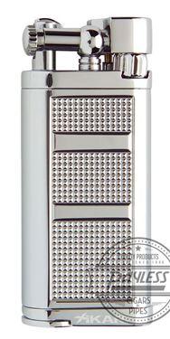Xikar Pipeline Lighter - Chrome (595CS)
