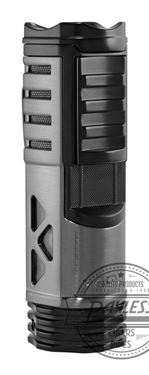 Xikar Tactical 1 Lighter - Gunmetal/Black (551GMBK)