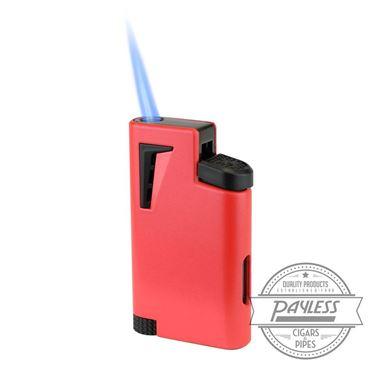 Xikar XK1 Lighter - Red (555RD) Flame