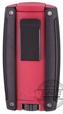 Xikar Turismo Lighter - Matte Red (558RD)