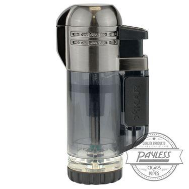 Xikar Tech Double Lighter - Black (526BK)