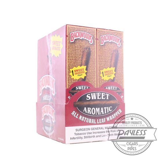 Backwoods Sweet Aromatics (24-ct Box)