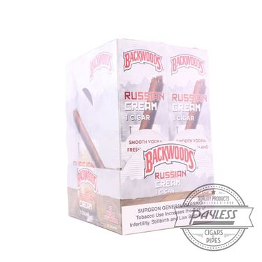 Backwoods Russian Cream (24-ct Box)