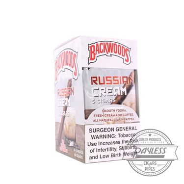 Backwoods Russian Cream (8 packs of 5)