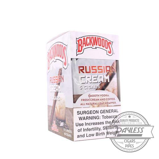 Backwoods Russian Cream (8 packs of 5)