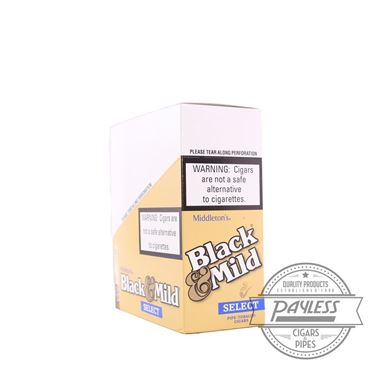Middleton Black & Mild Mild (10 packs of 5)