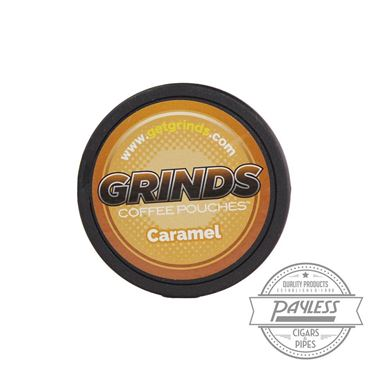 Grinds Coffee Pouches Caramel (5 Cans)