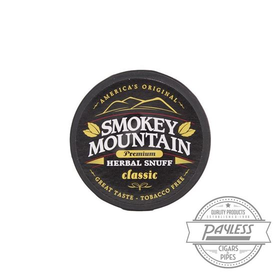 Smokey Mountain Classic Snuff (5 Cans)