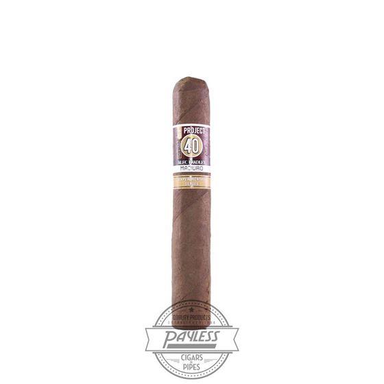 Alec Bradley Project 40 Maduro Gordo Cigar