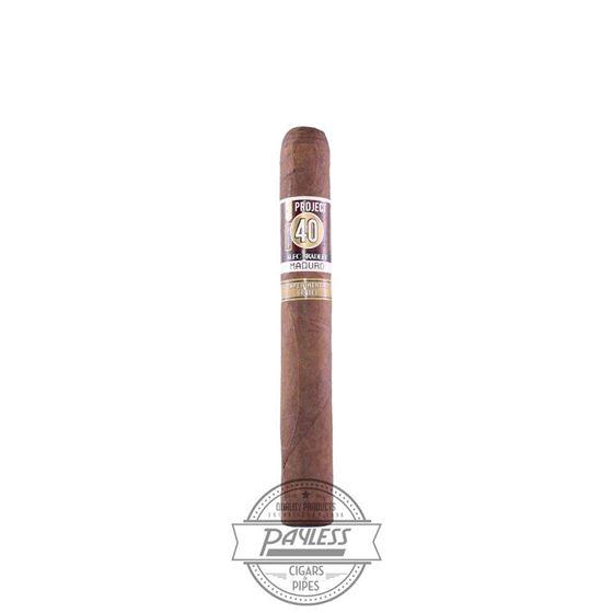 Alec Bradley Project 40 Maduro Toro Cigar
