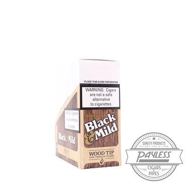 Middleton Black & Mild Wood Tipped (10 packs of 5)