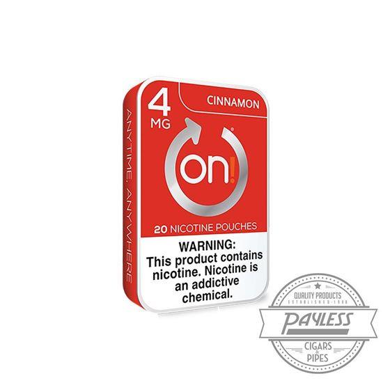 On! Cinnamon 4mg (5 Tin)