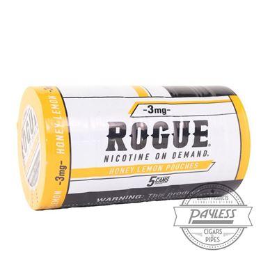 Rogue Honey Lemon 3mg (5 Cans)