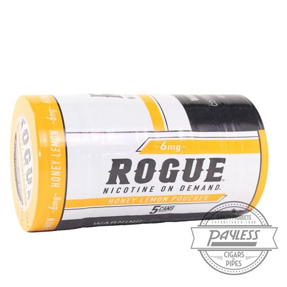 Rogue Honey Lemon 6mg (5 Cans)