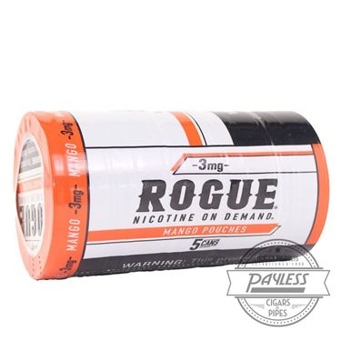 Rogue Mango 3mg (5 Cans)